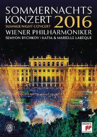 Cover Wiener Philharmoniker - Sommernachtskonzert 2016 - Summer Night Concert [DVD]